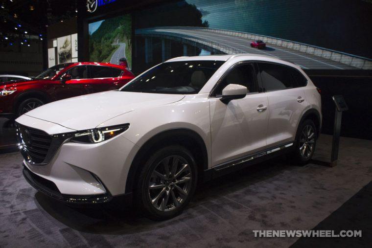 Mazda 2017 CX-9