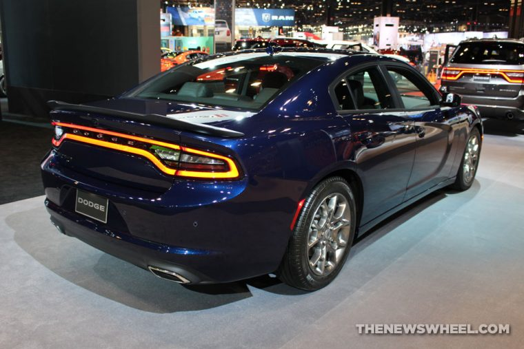 CAS 2017 Dodge Charger