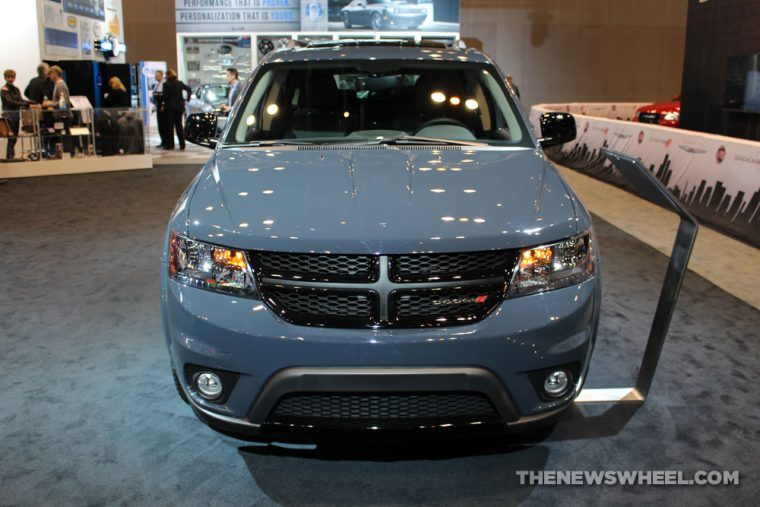 CAS 2017 Dodge Journey