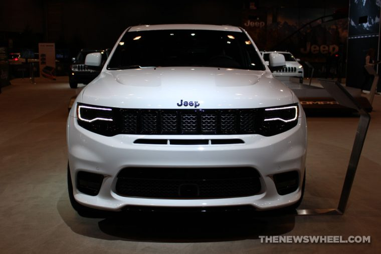 CAS 2017 Jeep Grand Cherokee