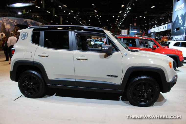 CAS 2017 Jeep Renegade