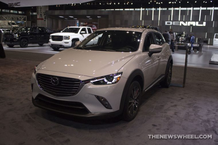 Mazda 2017 CX-3