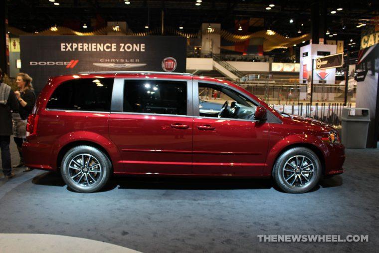 CAS 2017 Dodge Grand Caravan