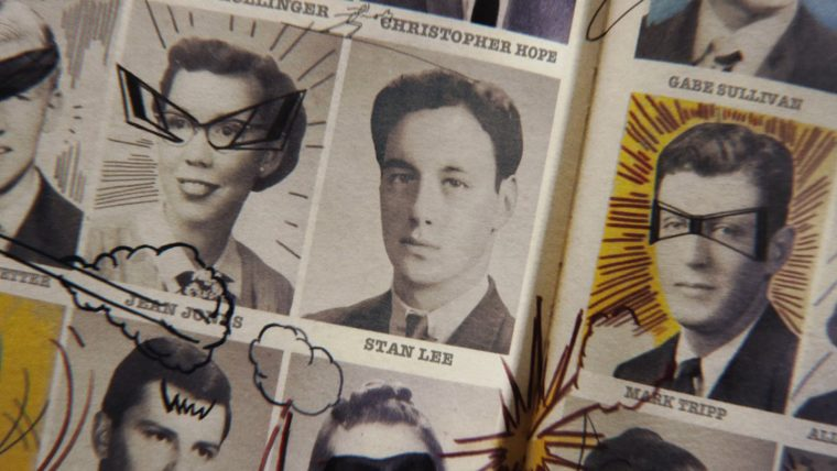 "Stan Lee featured in Honda's ""Yearbooks"" spot"
