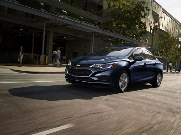 The new Chevy Cruze Diesel sedan will offer the best fuel efficiency of any non-hybrid vehicle currently sold in the US