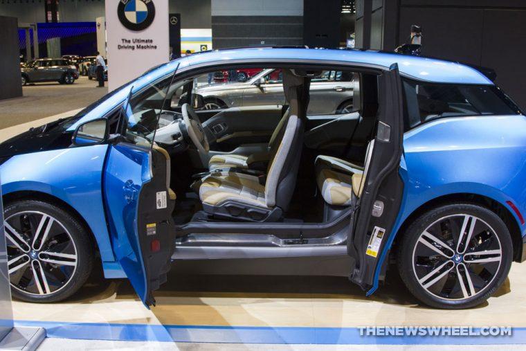 CAS 2017 BMW i3 1