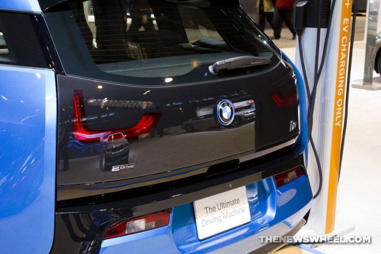 CAS 2017 BMW i3 2
