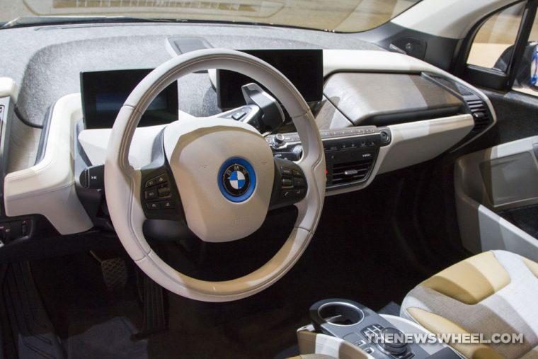 CAS 2017 BMW i3 3