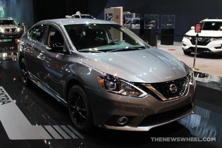 2017 Nissan Sentra Midnight Edition