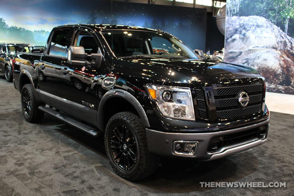 CAS17-2017-Nissan-Titan-Pro4X-Black-1 | The News Wheel