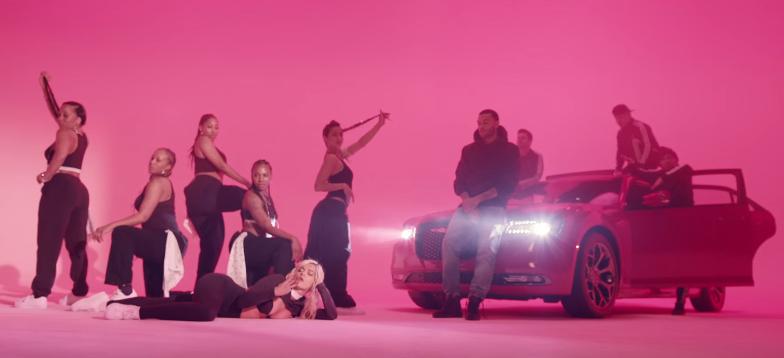 Chrysler 300 music video