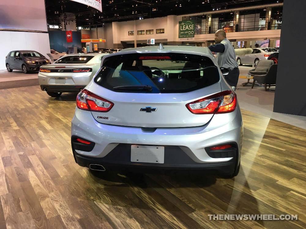 Cruze Hatchback Redline Edition 1 | The News Wheel