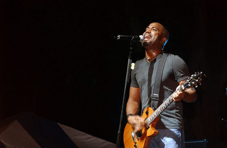 Darius Rucker, former lead singer of Hootie & the Blowfish, is set to be one of the three artists featured in the specialPhoto:Mysti Cabasug, U.S. Air Force