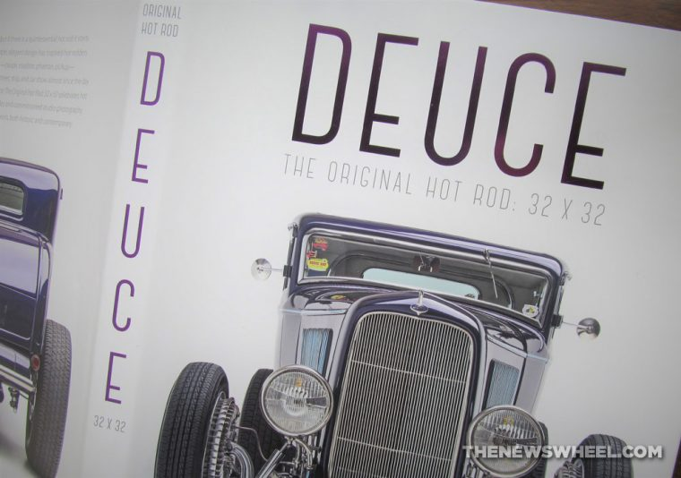 Deuce The Original Hot Rod 32 X 32 By Mike Chase Motorbooks book review cover