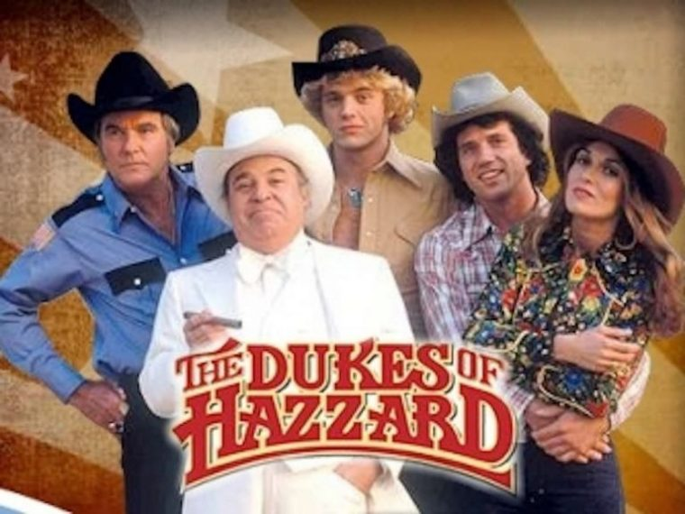 Hopefully the original Dukes were more impressed with the stunt than they were with the 2005 moviePhoto: Warner Bros. Television