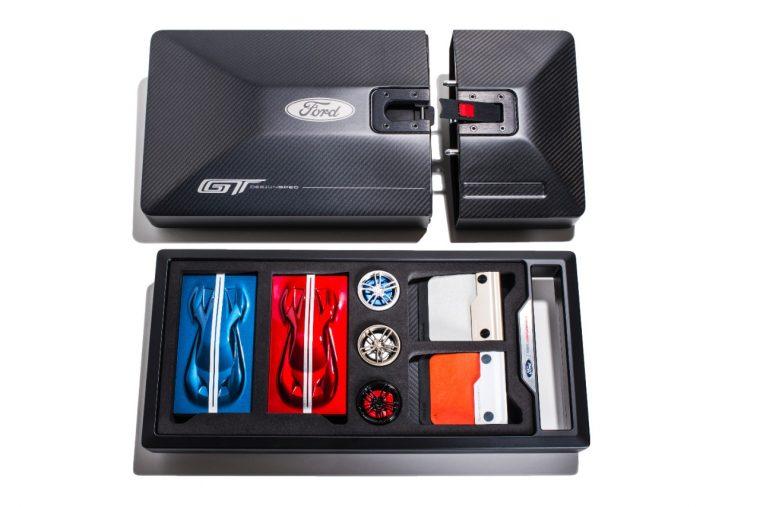 Ford GT Order Kit