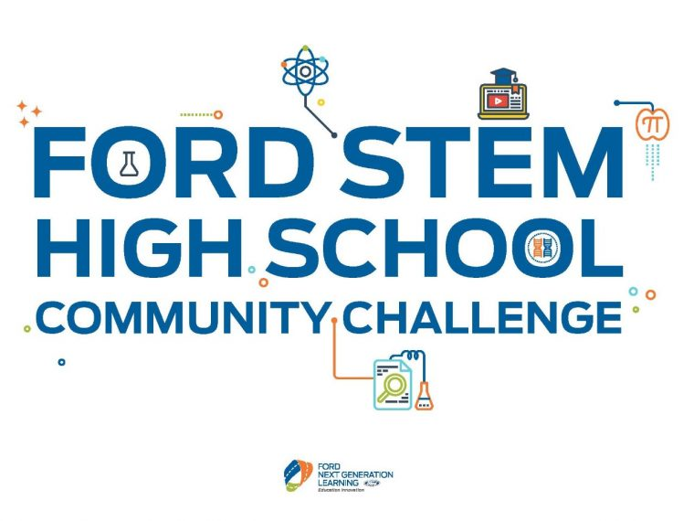 Ford STEM High School Community Challenge