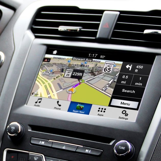 Ford Sygic Car Navigation