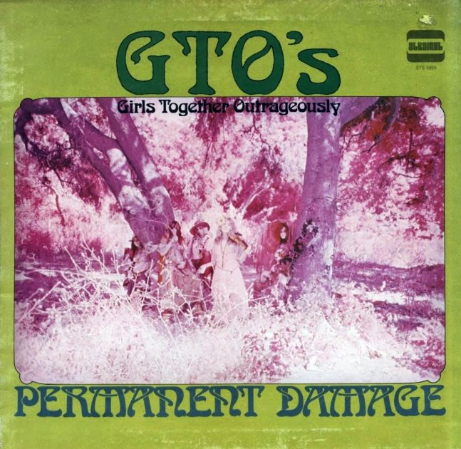 GTOs band cover name car music