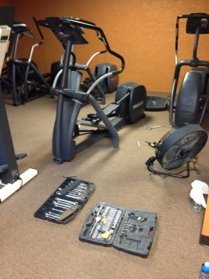 Elliptical from Absolute Fitness in Kettering, Ohio