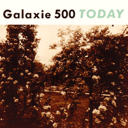 Galaxie 500 Today album cover art car music name