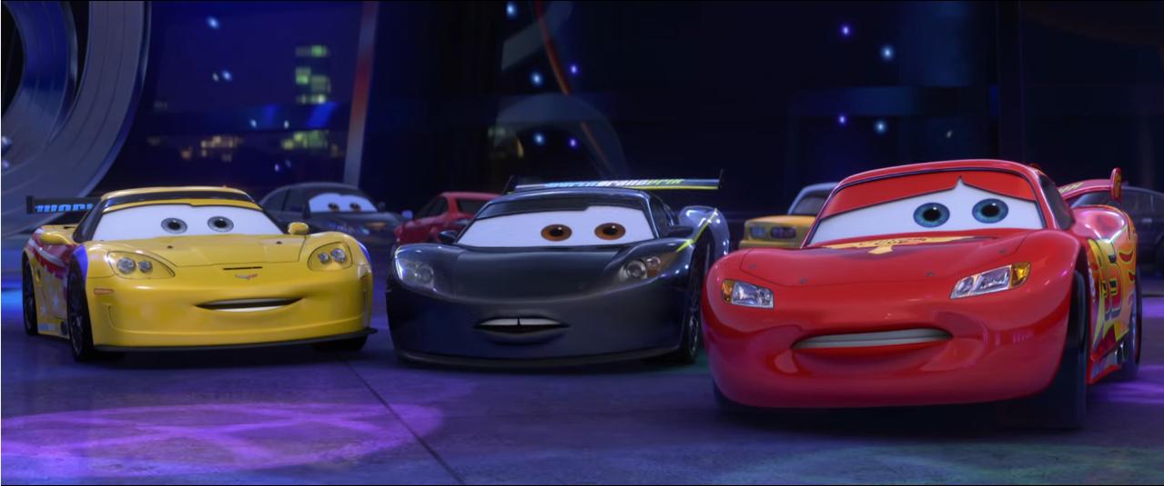 """Cars 2 - """"-Lewis Hamilton/Jeff Gorvette Cameos""""- - YouTube"""