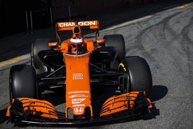 McLaren-Honda MCL32