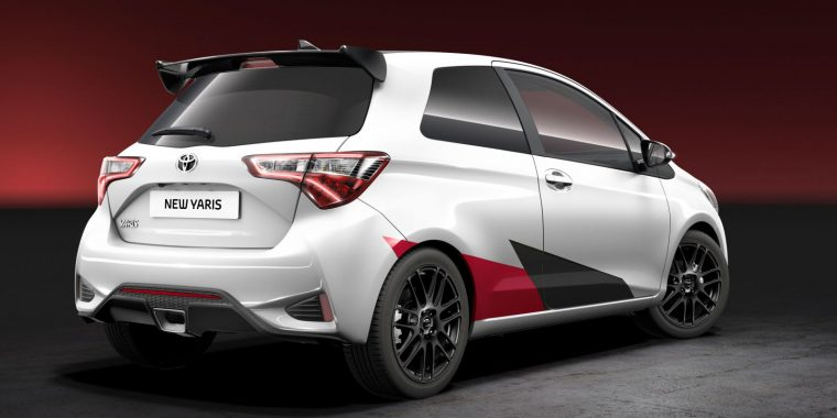 Toyota Yaris hot hatch