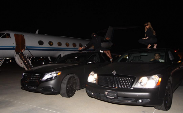 One of the most expensive cars owned by Nicki Minaj is her Maybach 62S