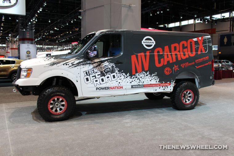 Nissan NV2500 HD CargoX