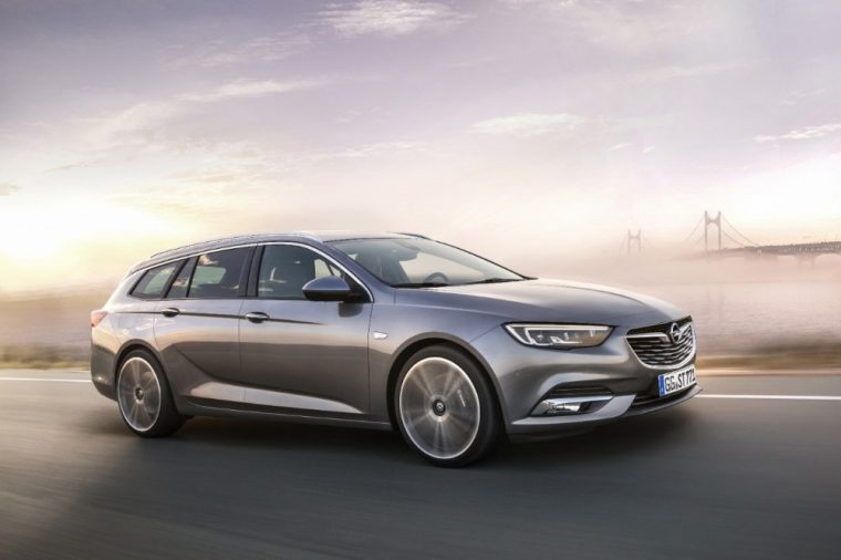 Buick is expected to release details about a new Regal wagon in the coming months, which could look a lot like the Opel Insignia Sports Tourer
