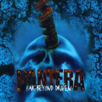 Pantera band album cover car name music