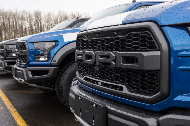 2017 Ford F-150 Raptor China