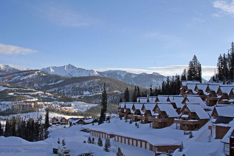 Subaru WinterFest Big Sky Resort