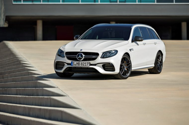 The 2018 Mercedes-AMG E63 S Wagon can accelerate from 0 to 60 mph in just 3.4 seconds