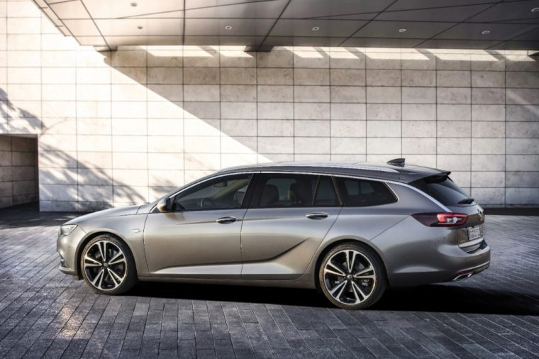 Watch New Opel Insignia Grand Sport Sports Tourer