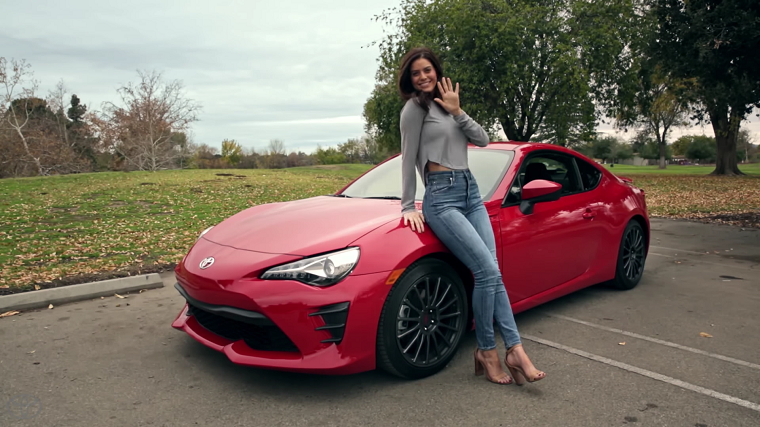 2017 Toyota 86 ad cover