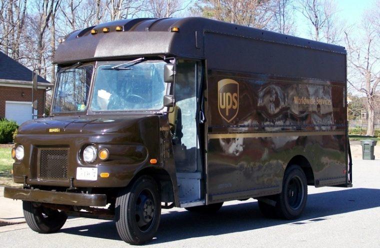 UPS Trucks Don't Turn Left