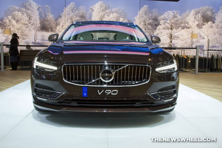 The new Volvo V90 Wagon will carry a starting MSRP of $49,950