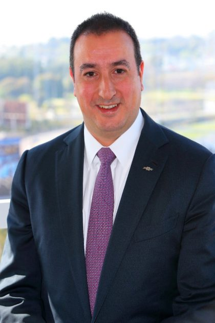 GM Argentina President Paris Pavlou
