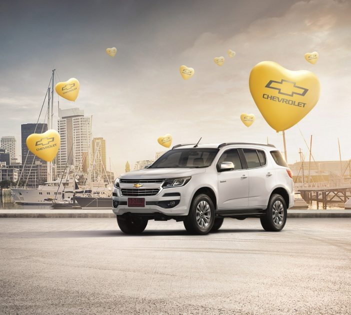 Chevrolet Thailand Surprise Yourself