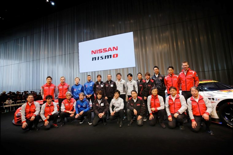 Nissan and NISMO announce global motorsport program