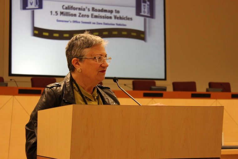 California Air Resources Board Chair Mary Nichols