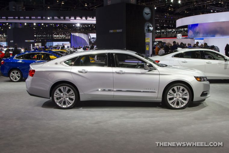 The new Chevy Impala and Cruze sedan were both named to the 2017 Consumer Reports 10 best list