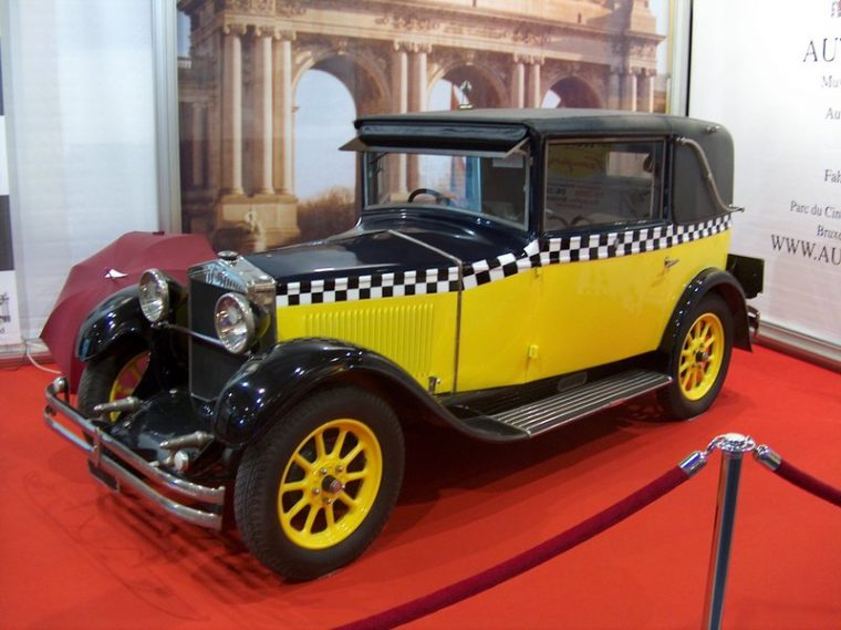 1927 Fiat 509 at the Geneva International Motor Show