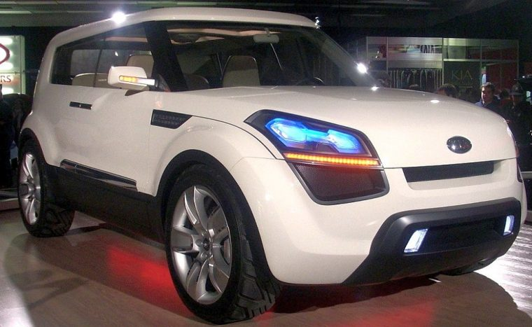 2006 Kia Soul Concept