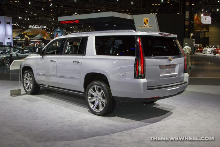 U.S. News & World Report declared the new Cadillac Escalade as the 2017 Best Luxury Large SUV for Families