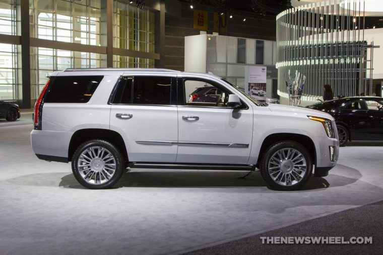 U S News World Report Declared The New Cadillac Escalade As 2017 Best Luxury Large