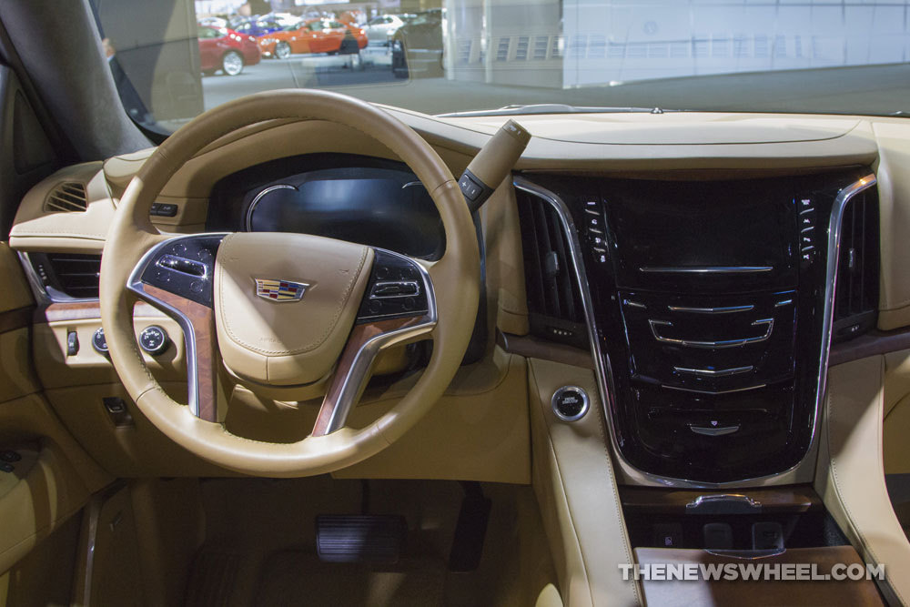U S News World Report Proclaims Cadillac Escalade The Best