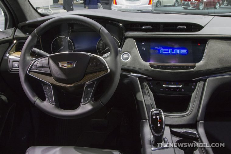 Autotrader's 10 Best Car Interiors Under $50,000 for 2017 included the 2017 Cadillac XT5 Crossover